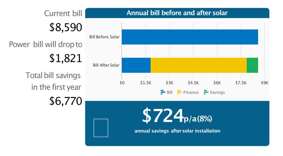 Annual Bill